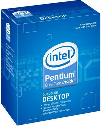 Intel - E2160 1.80G 1MB 800MHZ Pentium Dual Core Processor Box