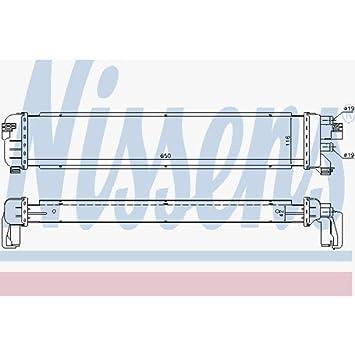 Nissens 627043 Refrigerador Baja Temperatura para Aire de Admisión
