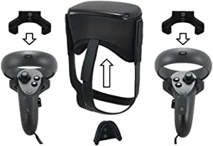 Oculus Quest Wall Mount Wall Bracket Accessories Kit : Black