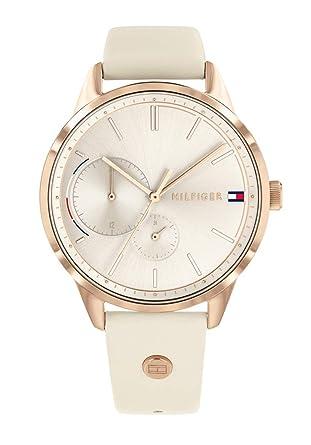 b221c3f8cf1ce Tommy Hilfiger Armbanduhr 1782022: Amazon.de: Uhren