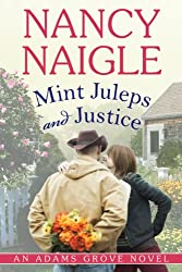 Mint Juleps and Justice (An Adams Grove Novel Book 5)
