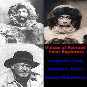 Voices of Famous Polar Explorers Speech