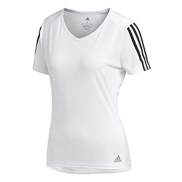 adidas Run 3S tee W - Camiseta 1c4f67a7bf555