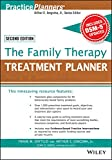 The Family Therapy Treatment Planner, with DSM-5 Updates, 2nd Edition (PracticePlanners)