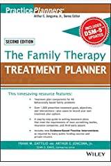 The Family Therapy Treatment Planner, with DSM-5 Updates, 2nd Edition (PracticePlanners) Kindle Edition