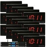 DuraTime Deluxe 2.5'' Digital LED Clock Kit