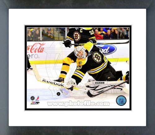 Boston Bruins Tim Thomas 2012 Action Framed Picture 8x10