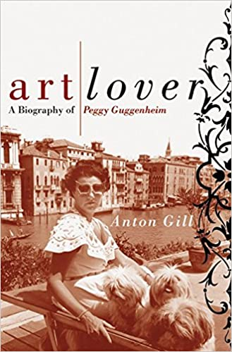 PEGGY GUGGENHEiM ART ADDiCT modern art collection LARGE French POSTER
