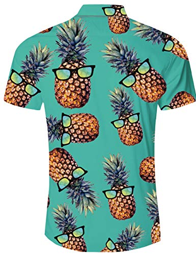 Hawaiian tropic shirt polyester