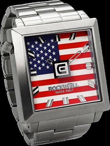 Rockwell Time FS-USA2 No Retreat Dial Watch, 50mm by Rockwell Time