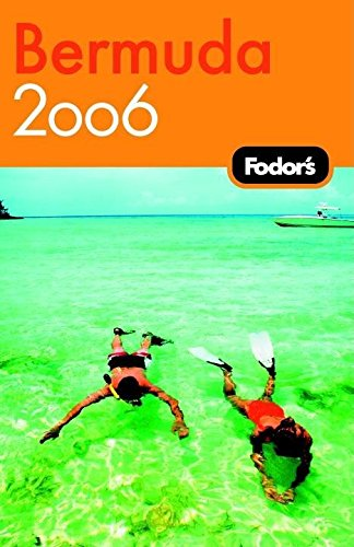 Fodor's Bermuda 2006 (Travel Guide)