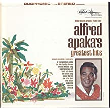 Alfred Apaka: Greatest Hits LP VG++ Canada Capitol DT 2088 Light ringwear