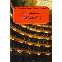 I Pagliacci: Vocal Score