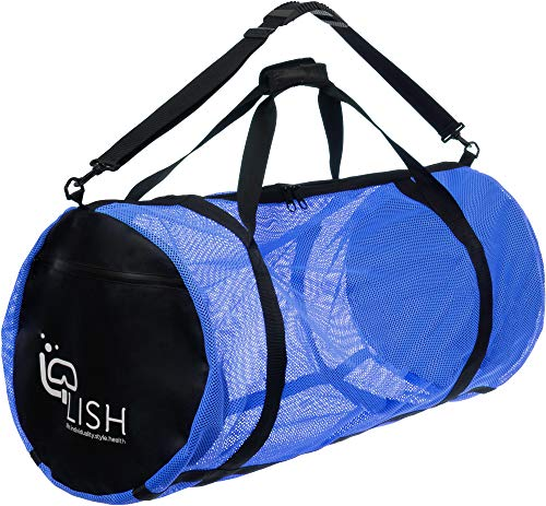 LISH Mesh Dive Bag - XL Multi-Pu...