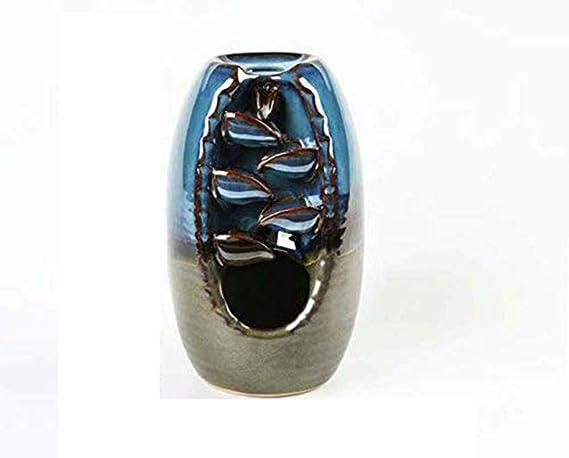 セラミックドラゴンセンサー家の装飾クリエイティブ煙逆流香バーナー香スティックホルダー (2007)