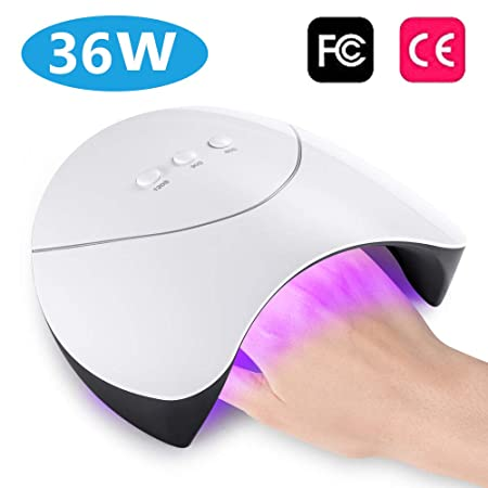 Huretek Nail Polish UV Lamp