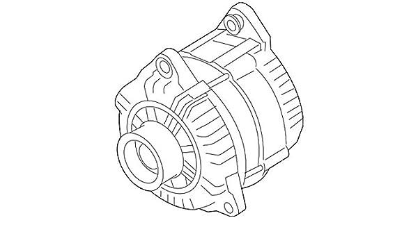 Amazon Com Nissan 23100 Zh00d Alt Assembly Automotive