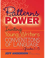 PATTERNS OF POWER: INVITING YO UNG WRITERS INTO THE CONVENTIO