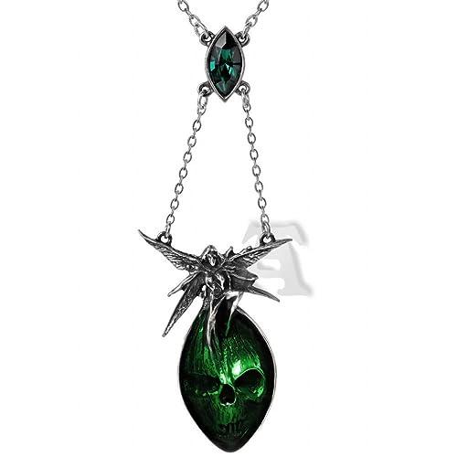 Absinthe Fairy Pendant by Alchemy Gothic, England