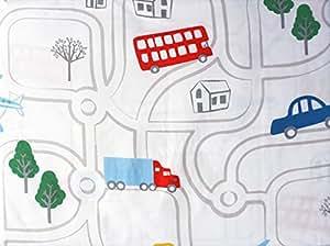 Max Studio Kids 4 Piece Boys Full Sheet Set