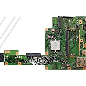 For Asus F551MA X551MA D550M Laptop Motherboard With N3530 CPU REV2.0 Main board