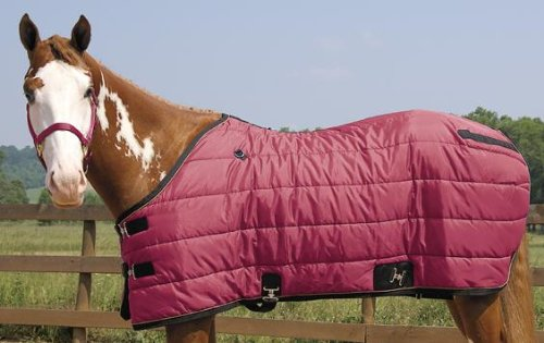 Weaver Heavyweight Quilted Winter Stable Blanket (300 Grams) - Size:74