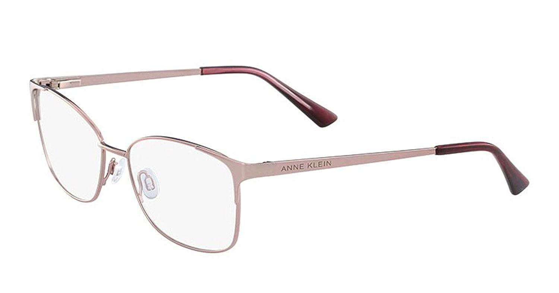 Eyeglasses Anne Klein AK5053 AK 5053 Rose Gold at Amazon Men\'s ...