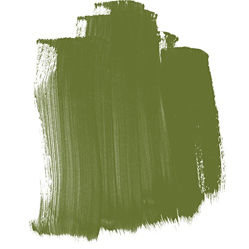 4oz. High Flow Acrylic Paint Color: Green Gold -