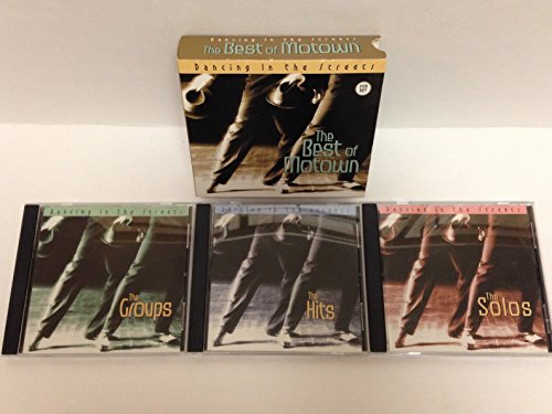 Commodores - The Best Of Motown - Dancing In The Street - 3 Cd Set - Zortam Music