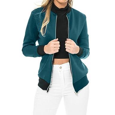 Lieblings Longra Damen Jacken übergangsjacke Herbstjacke Leichte Jacke Damen &YJ_11