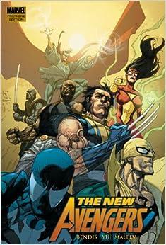 New Avengers Volume 6: Revolution Premiere HC: Revolution Premiere v. 6