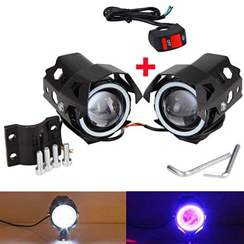 Motorcycle Headlight Spotlight Driving Daytime product image