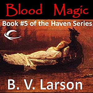 Blood Magic Audiobook