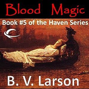 Blood Magic Audiobook