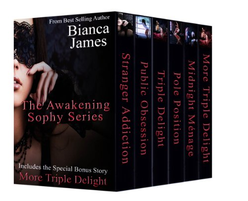 Awakening Sophy: The Boxed Set Books 1-6 (Includes a Special Bonus Story)