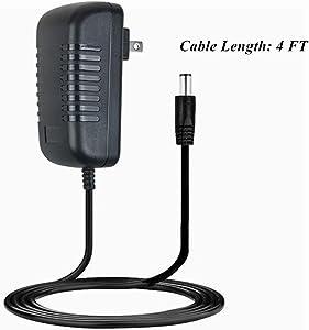 HISPD AC/DC Adapter for Shark Euro Pro SV728 SV728N VX2 V1945ZN V1945Z XA1945UP V1940C V1940Q 7.2 Volts DC Cordless Hand Held Vac Vacuum 7.2V 7.2VDC 7.2Volt Power Supply Cord Battery Charger