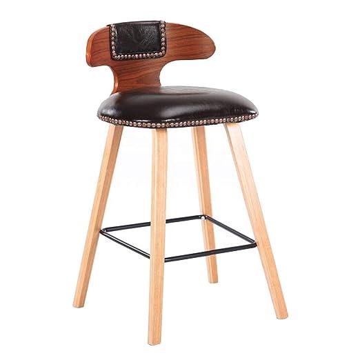 WYYY silla de Oficina Taburete De Bar Cojín De Esponja Silla ...