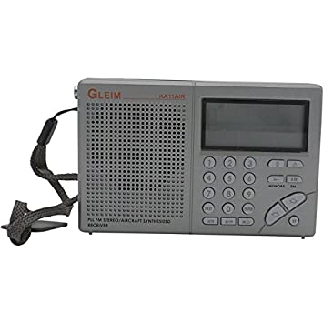 Gleim Aviation Radio Receiver: Amazon ca: Electronics