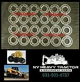 Caterpillar / Asv / Terex 1999929 8H9789 Bearing Bogie Wheel X24 Caterpillar 277 277B 2616296 2616104 Cat
