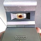 Osram LED-Spot, Noxlite, Außenlampe, Außenstrahler 60