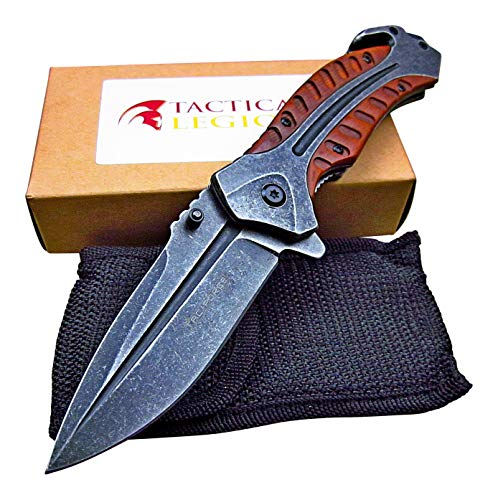 Tactical Legion Large Spring Assisted Opening Rescue Tactica