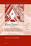 img - for First Forts (History of Warfare) by Edited by Eric Klingelhofer (2010-11-11) book / textbook / text book