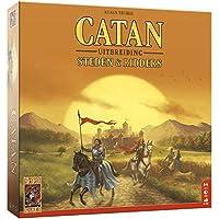 999 Games - Catan: Steden en Ridders Bordspel - Uitbreiding vanaf 12 jaar - Een van de beste spellen van 2012 - Klaus…