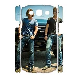 Customized AXL391041 Hard Back Plastic Cover Case For Samsung Galaxy S3 I9300 3D Phone Case w/ Florida Georgia Line