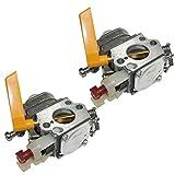 Homelite String Trimmer Replacement Carburetor Repair Kits # 120900026-2PK