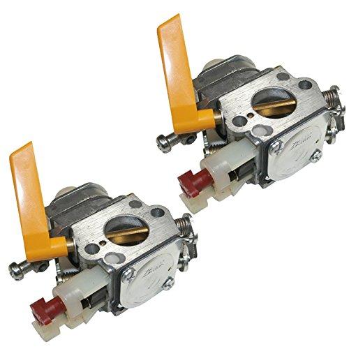 Homelite String Trimmer Replacement Carburetor Repair Kits # 120900026-2PK by Homelite