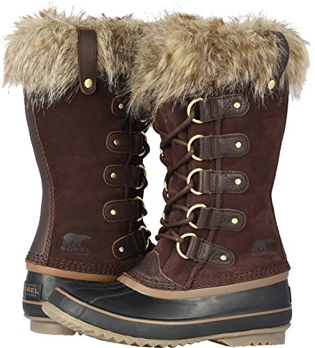Sorel Women's Joan Of Arctic Boots Cattail - Waterproof Boots Women Snow