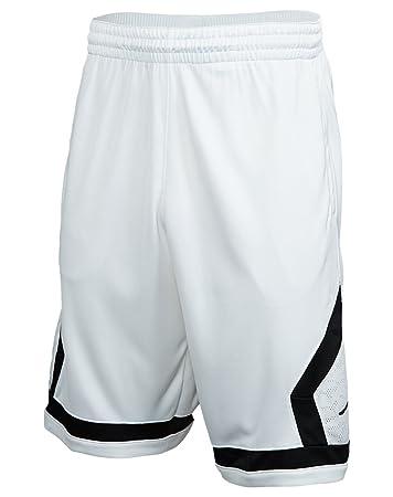 Nike Flight Diamond Short of the Line Michael Jordan Shorts blue:  Amazon.co.uk: Sports & Outdoors