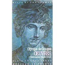 OLYMPE DE GOUGES OEUVRES