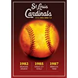 MLB Vintage World Series Films - St. Louis Cardinals 1982, 1985 & 1987